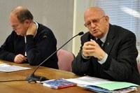 01   BH Accueil par le père Larghi, chancelier du diocèse de Reims   OTPP Oct 2016